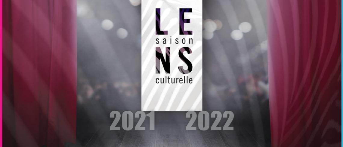 Notre saison culturelle 2021-2022 est lancée !